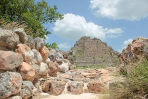 Oxkintok, Yucatán